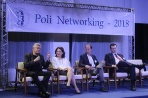 Painel do Poli Networking 2018