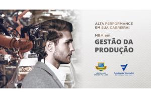 MBA em Gestão da Produção