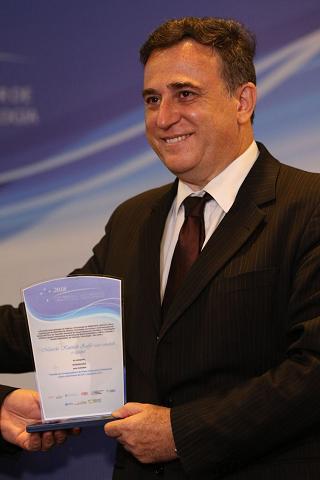 Prêmio Mercosul de Ciência e Tecnologia é entregue ao Prof. Marcelo Zuffo